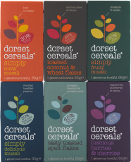 Dorset Cereal Variety Pack 6 85G