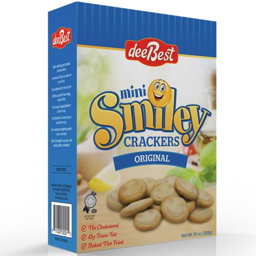 Dee Best Smiley Cracker Original 283G