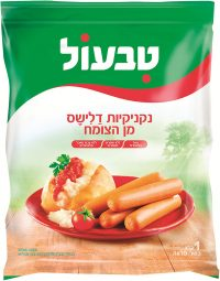 Delicious Sausages Tivall 1KG