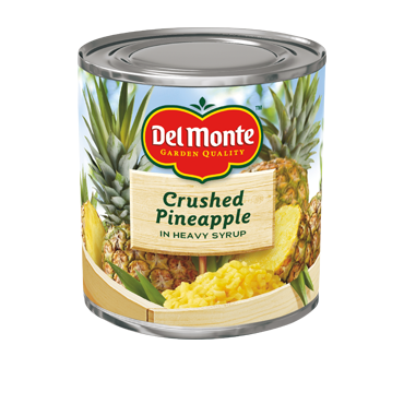 Delmonte Crushed Pineapple 432G