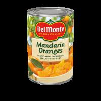 Delmonte Mandarins 298G