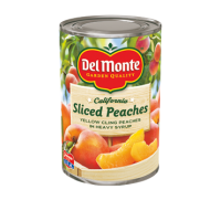Delmonte Sliced Peaches 420G