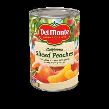 Delmonte Sliced Peaches 420G