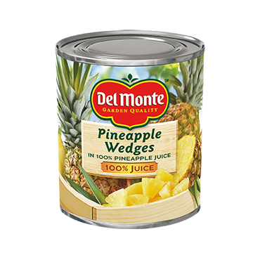 Delmonte Sliced Pineapple In Juice 220G