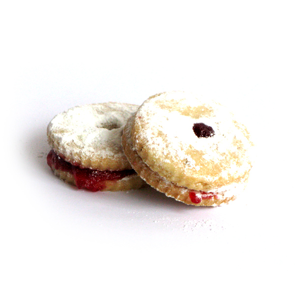 Double jam Biscuits 250G
