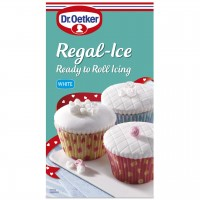 Dr Oetker Ready To Roll Icing 454G