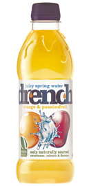 Drench Drink Orange Passion Fruit 500ml