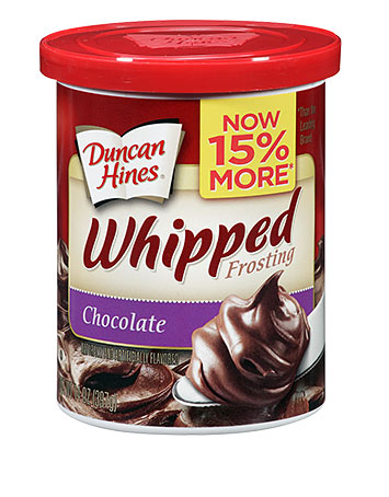 Duncan Hines Chocolate Frosting 454G