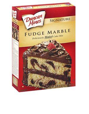 Duncan Hines Fudge Marble 517G