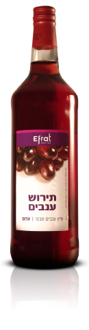 Efrat Tirosh Red Grape Juice 1L