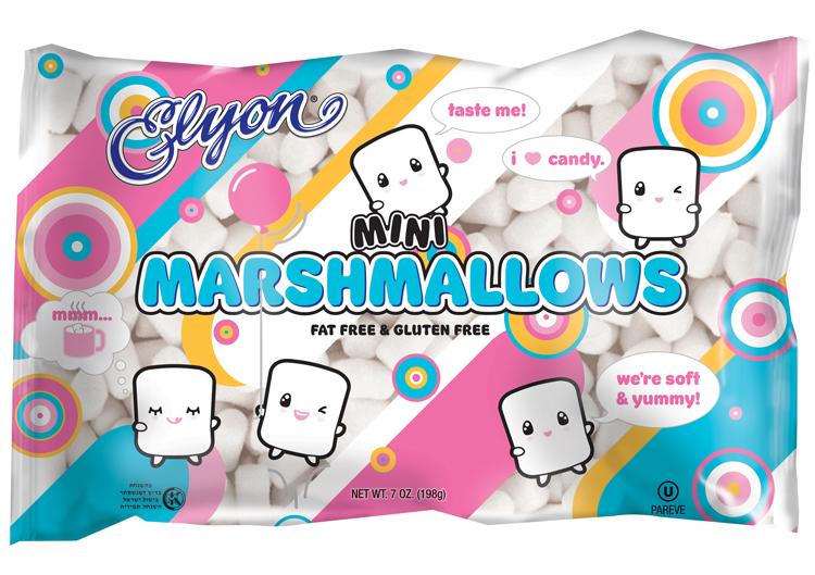 Elyon Marshmallow Miniature White 141G