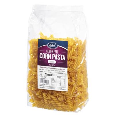 Eskal Corn Pasta Fusilli  500G
