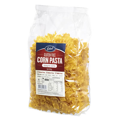 Eskal Corn Pasta Lasagne 500G