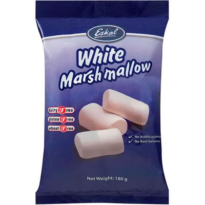 Eskal Marshmellow  White 180G