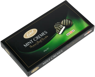 Eskal Mint Creams Chocolate Gift 200G