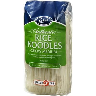 Eskal Rice Noodles Med Sticks 400G