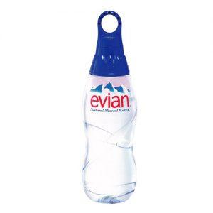 EVIAN *ACTION* BOTTLES 750 ml