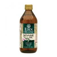 Eden Organic Sesame Oil 454G