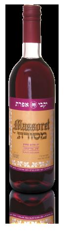 Efrat Massoret Sweet Red Kiddush Wine 1L