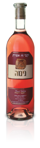 Efrat Ninve Hamburg Sweet Red Wine 750ml