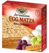 Egg Matzos  300G