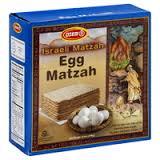 Egg Matzot