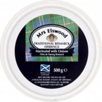 Elswood Bismark Herring 500G