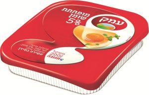 Emek Semi-Hard Cheese  LITE 5% Sliced 200G