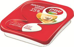 Emek Semi-Hard Cheese 15% Sliced 200G