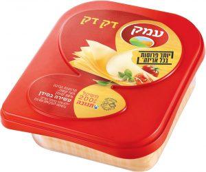Emek Semi-Hard Cheese 28% Slice Extra thin 200G