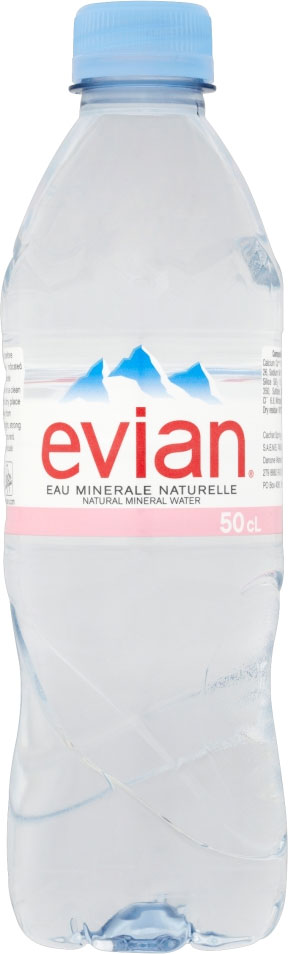 Evian  Water 500ml