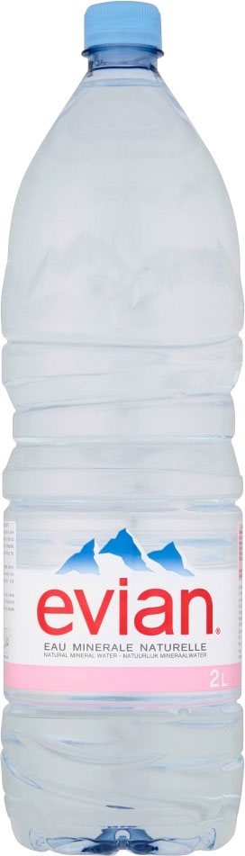 Evian Water 2L