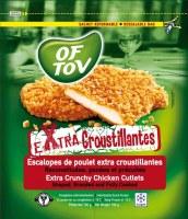 Extra Crunchy Chicken Schnitzel 700G