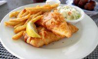 Fried Haddock 300G