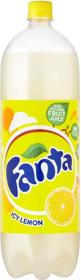 Fanta Lemon 1.5L