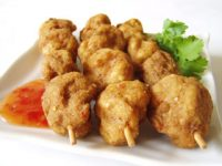 Fish Balls (Chopped & Fried) 6PC