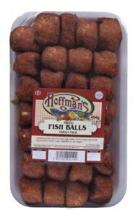 Fried Fish Balls Family Pack  454G