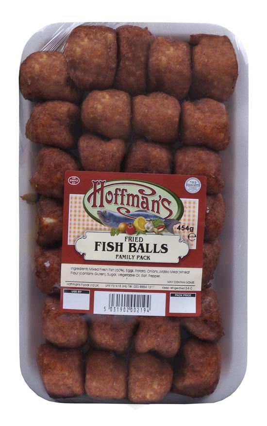 Fried Fish Balls 150G