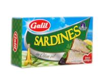 Galil Sardines Olive Oil 124G