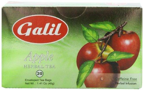 Galil Tea 'Apple' 20pc