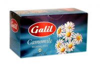 Galil Tea 'Camomile' 20pc