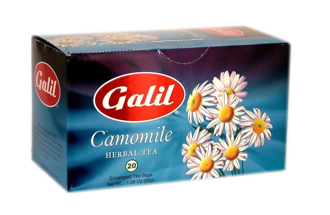 Galil Tea 'Camomile' 20pc