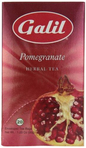 Galil Tea 'Pomeregranate' 20pc