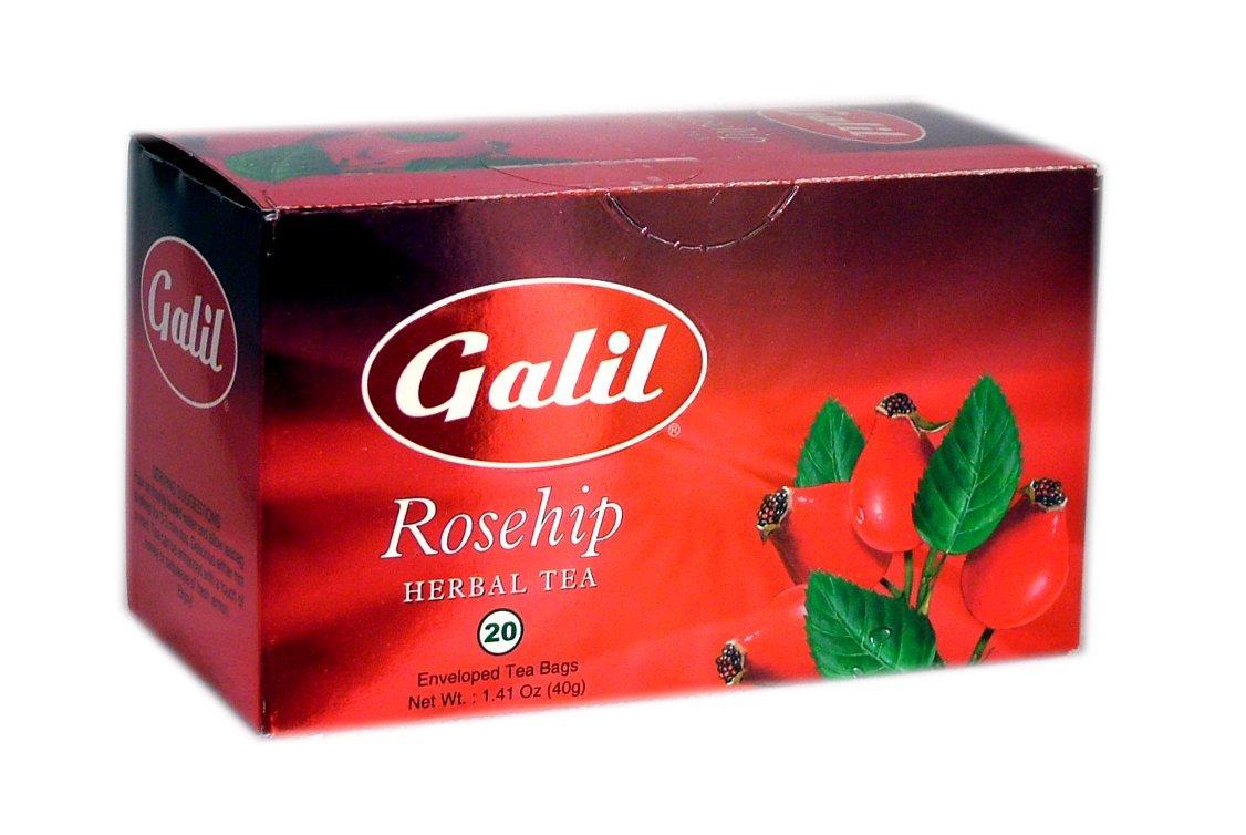 Galil Tea 'Rosehip' 20pc