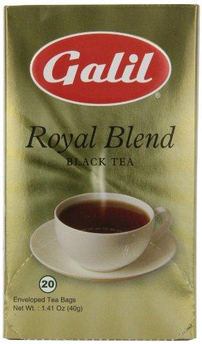 Galil Tea 'Royal Blend' 20pc