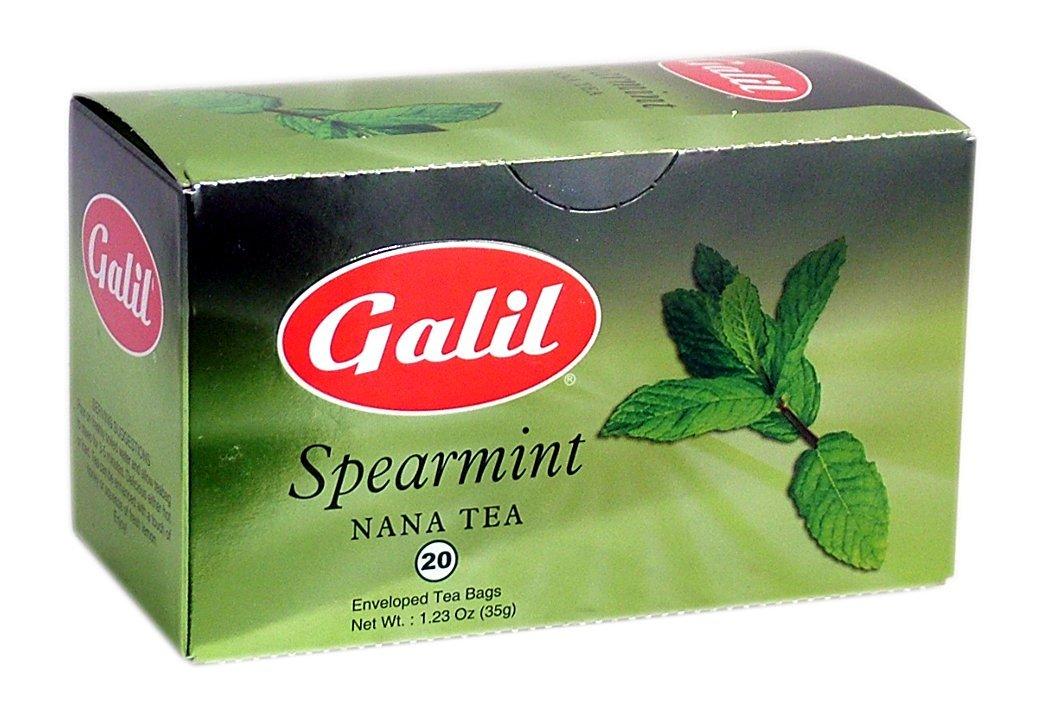 Galil Tea 'Spearmint' 20pc