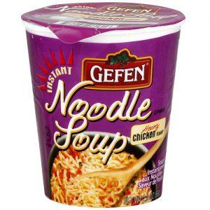 GEFEN Hearty Chicken Noodles