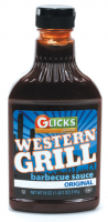Glick's BBQ Sauce Squeezy Original 510G