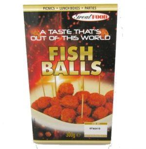 GREAT FOOD Fish Balls 300G