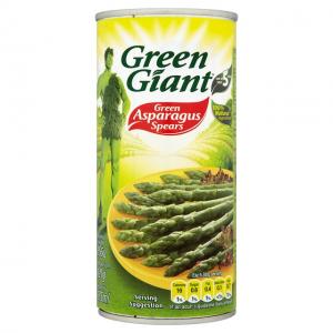 GREEN GIANT ASPARGUS CUTS